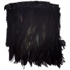 Coque Feathers Value 8-10in 1Yd Black